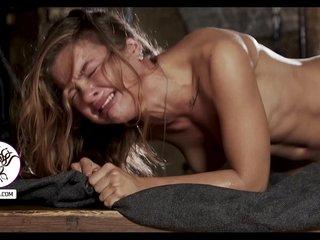 Youthfull slut's utter breakdown