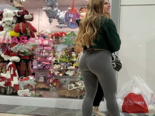 Molten Candid Teenie Mouth-watering Leggings Booty