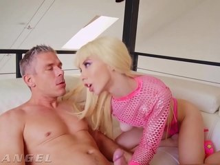 EvilAngel - Kenzie Reeves' Ass Stretched Beside Receipt Pounding