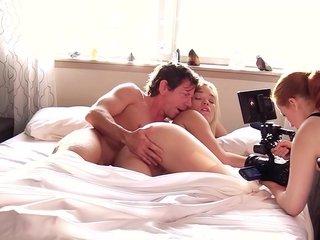 LETSDOEIT - #Katana - Piping hot Asian Teen Bangs With Daddy At His Office