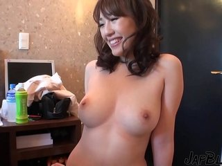 Japanese Operation Sis Receives A Creampie All over Tokyo
